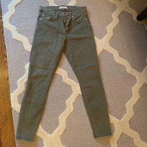 Gap skinny jeans - olive